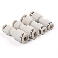 Переходник (φ8 - φ6 Reducing Straight Connector (4-Pack))