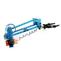 Манипулятор (Robotic Arm Add-on Pack for Starter Robot Kit-Blue)