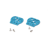 Крепление для DC мотора-25 (DC Motor-25 Bracket-Blue(Pair))