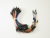 Breadboard Jumper Wires for Arduino (Works with Official Arduino Boards / 8~20cm / 68-cable Pack)