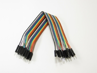 ChuangZhuo Male to Male Arduino DuPont Cable - (20 PCS)