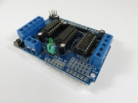 KEYES L293D Motor Control Shield Motor Drive Expansion Board for Arduino - Blue