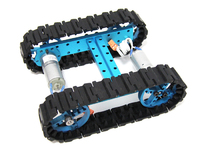 Конструктор Starter Robot Kit-Blue (без электроники)